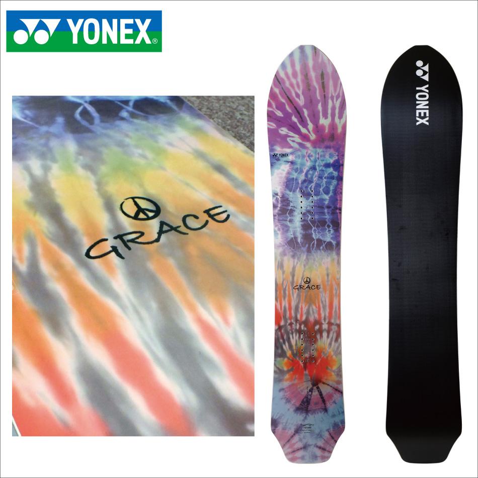 選べる特典付 20 YONEX GRACE ラベンダー GR19 ヨネックス グレイス キャンバー 20Snow 19-20 正規品