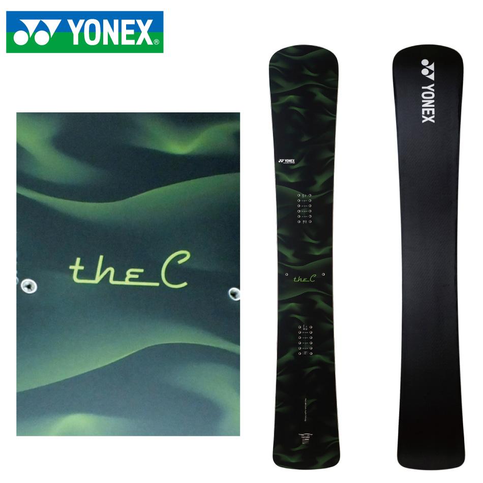 選べる特典付 20 YONEX THEC SLR ブラック/ライムグロー TC19S ヨネックス ザシー エスエルアール アルペン キャンバー 20Snow 19-20 正規品