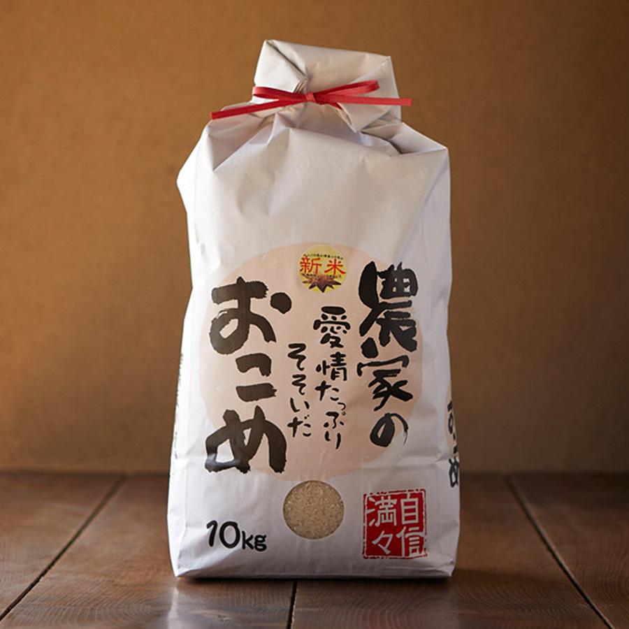 【ふるさと納税】令和2年度産 岩手県矢巾町 ひとめぼれ精米10kg