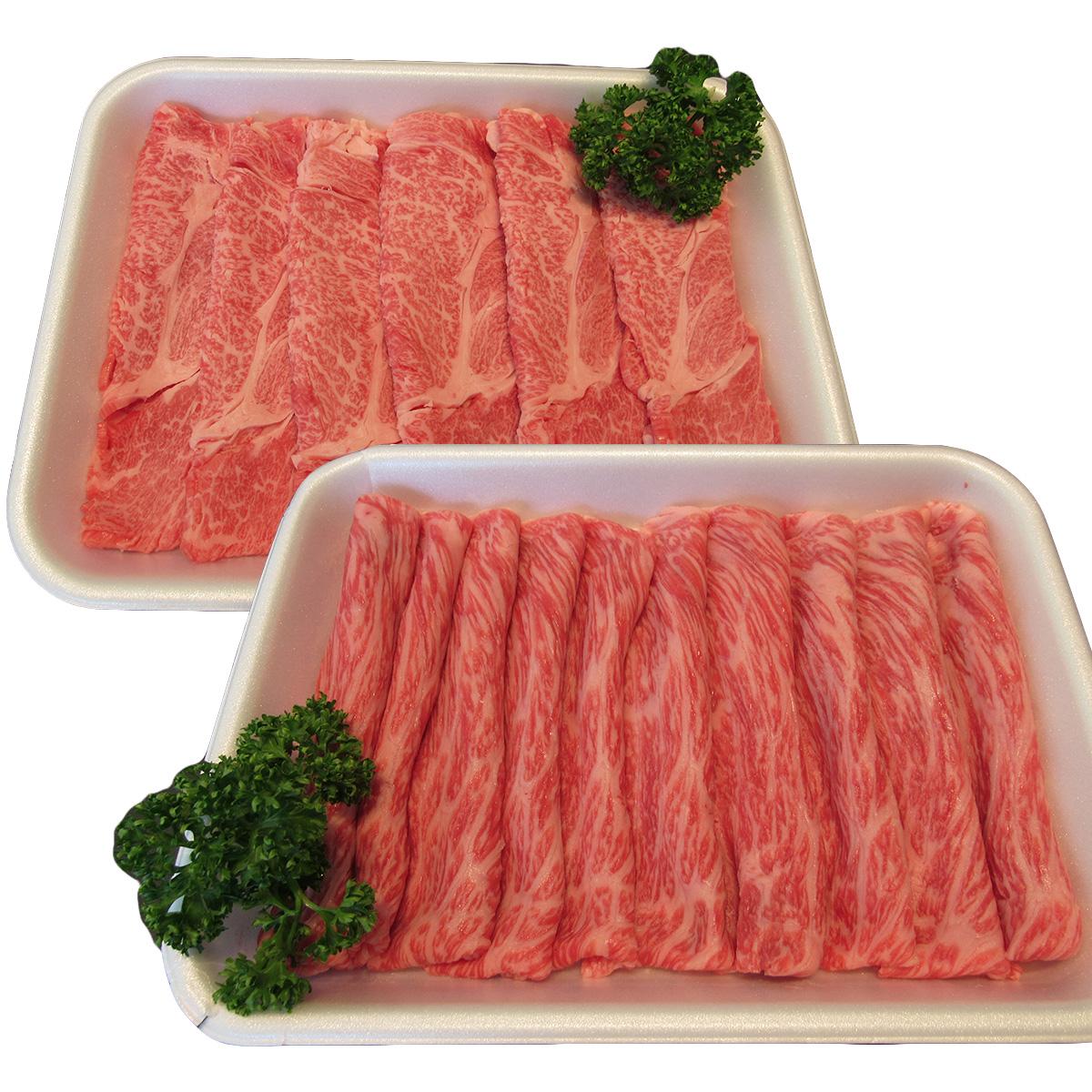 【ふるさと納税】川村ファーム仙台牛お楽しみセット Bセット(すき焼き用)