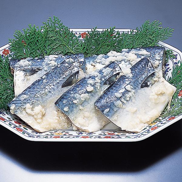 【ふるさと納税】a10-439 自家製鯖糀漬