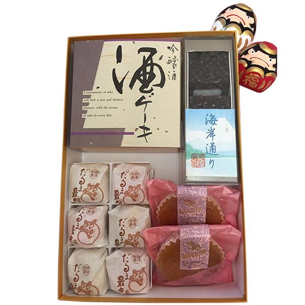 【ふるさと納税】a12-030 焼津銘菓