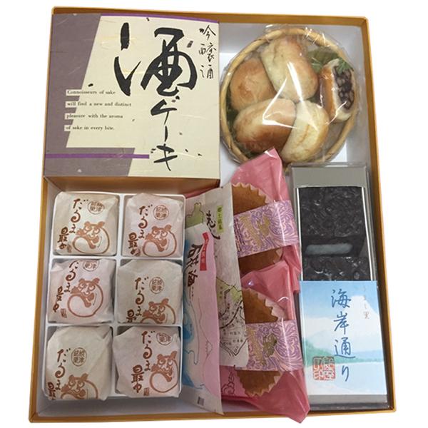 【ふるさと納税】a15-358 焼津銘菓詰合わせ