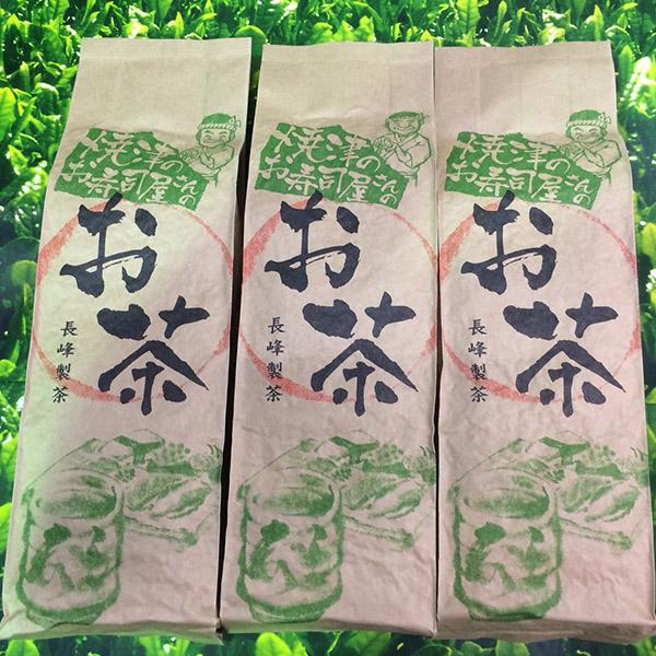 【ふるさと納税】a16-011 焼津のお寿司屋さんのお茶