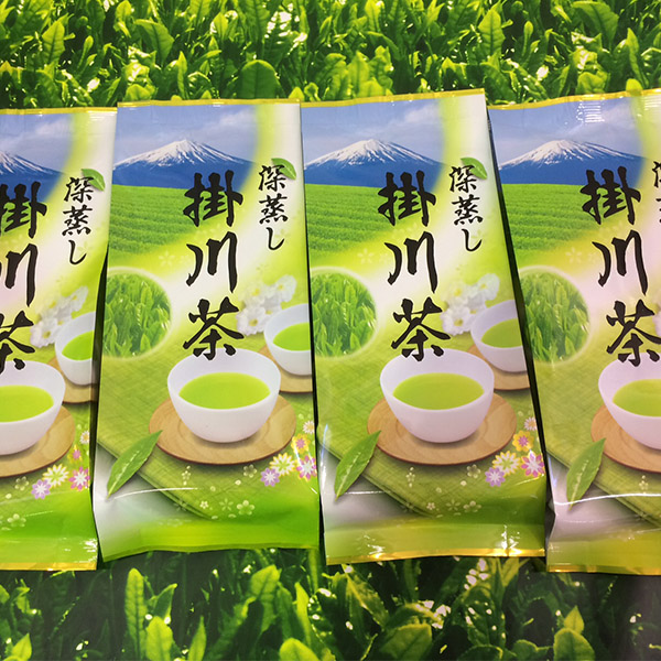 【ふるさと納税】a17-011 深蒸し茶200g×4本セット