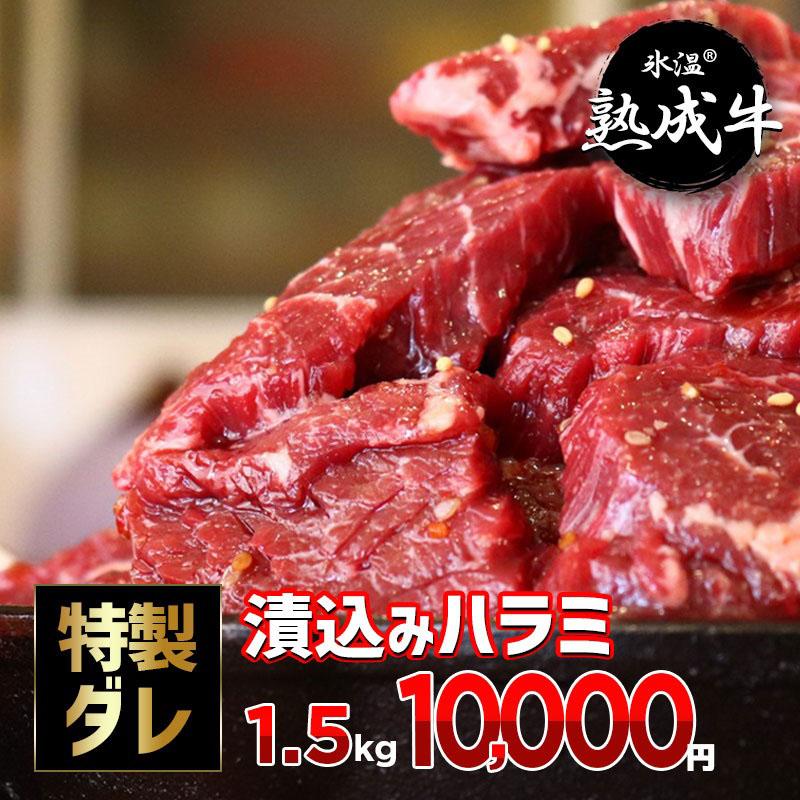 国産牛タレ漬焼肉用 部位ミックス2kg