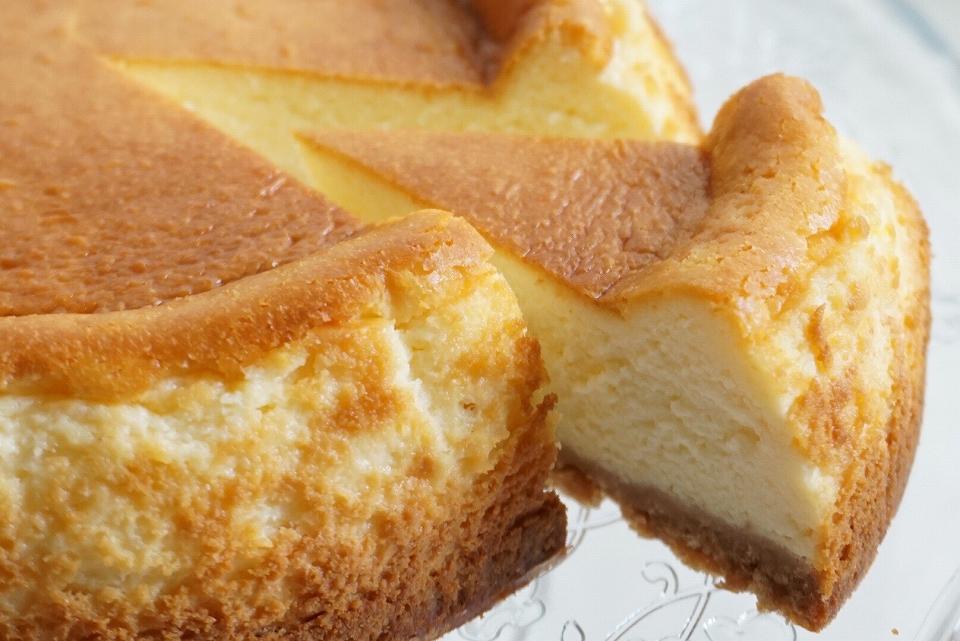 【ふるさと納税】【島おやつ】なめらかチーズケーキ 5号