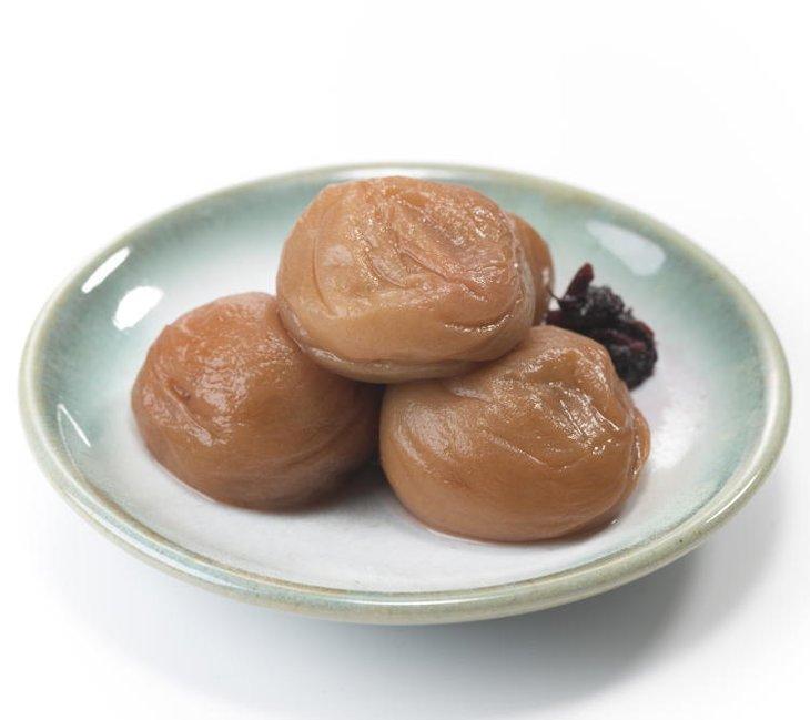 【ふるさと納税】紀州南高梅使用 はちみつうす塩味完熟梅干し 800g