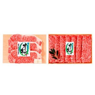 【ふるさと納税】オリーブ牛ロースすき焼き&ステーキセット 【牛肉・お肉】