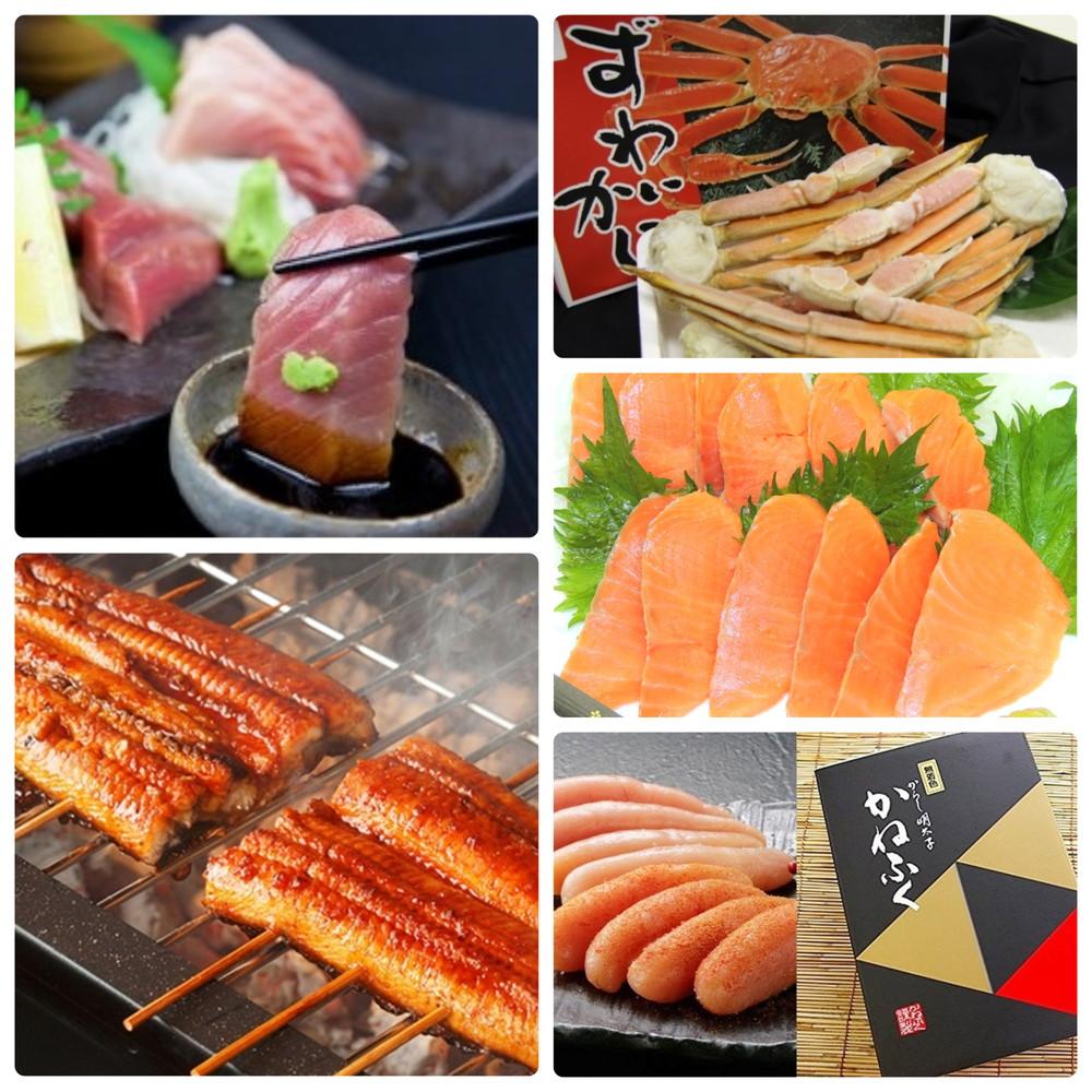 【ふるさと納税】【S2-001】魚市場厳選セットA-4(7品)【12ヶ月連続お届け定期便】