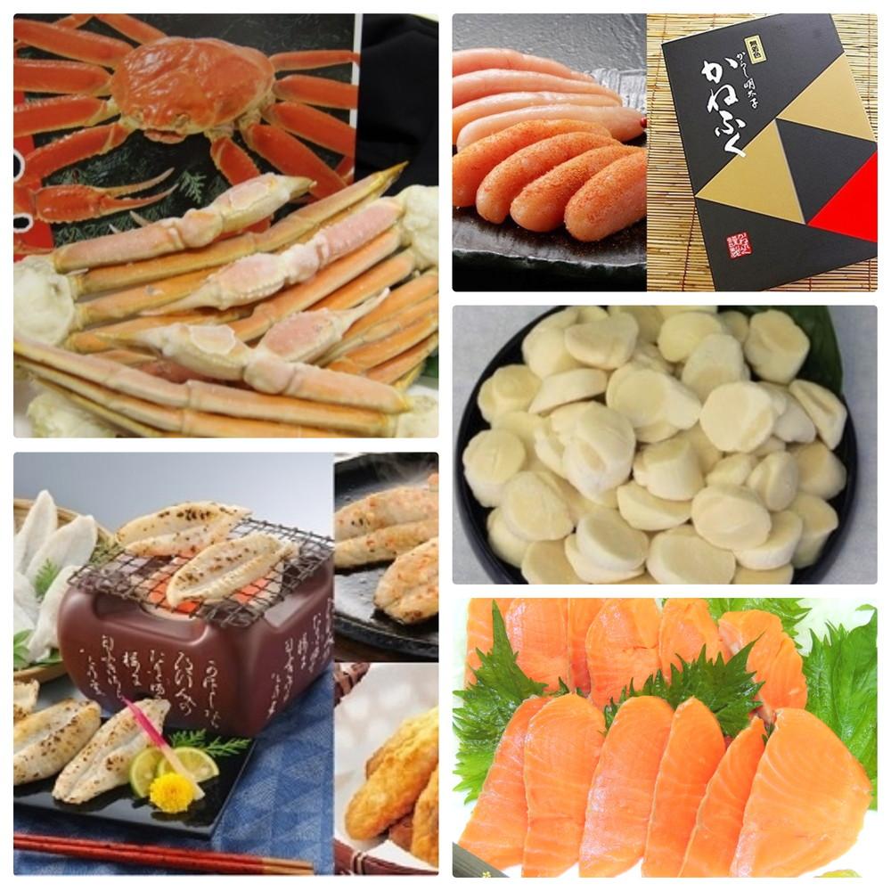 【ふるさと納税】【S2-003】魚市場厳選セットA-6(7品)【12ヶ月連続お届け定期便】