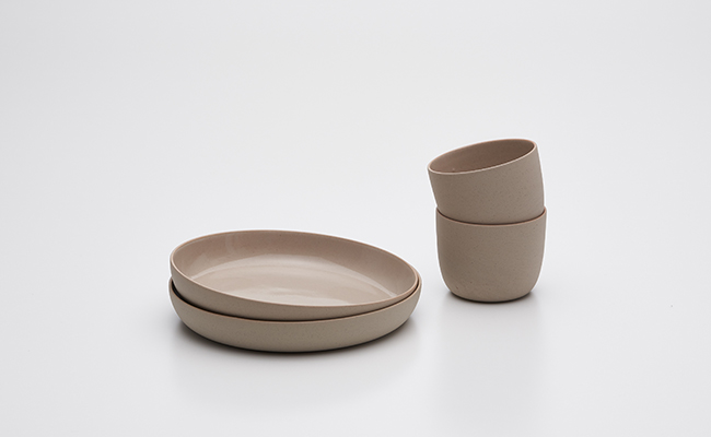 A35-58【ふるさと納税】KN Cup&Plate set 2016/