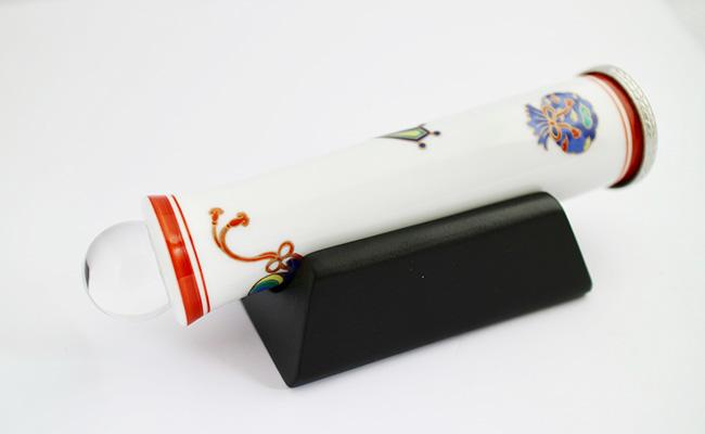 A55-6【ふるさと納税】香蘭社 テレイド有田焼万華鏡「宝づくし」