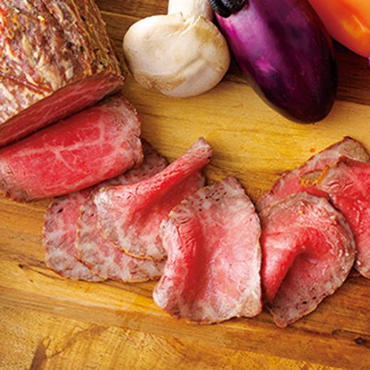 柔らかく赤身と霜降のバランスの良い長崎和牛をローストビーフで タイムセール ふるさと納税 オンラインショッピング 長崎和牛ローストビーフ用モモブロック