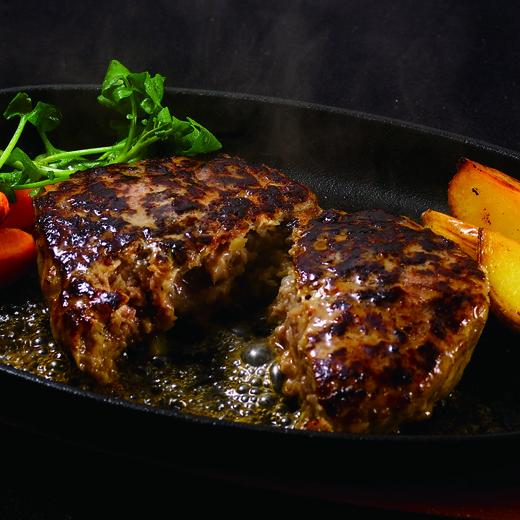 日本一に輝いた長崎和牛をたっぷり使ったハンバーグです ふるさと納税 140g6入 長崎和牛合挽ハンバーグA4以上 低価格化 世界の人気ブランド