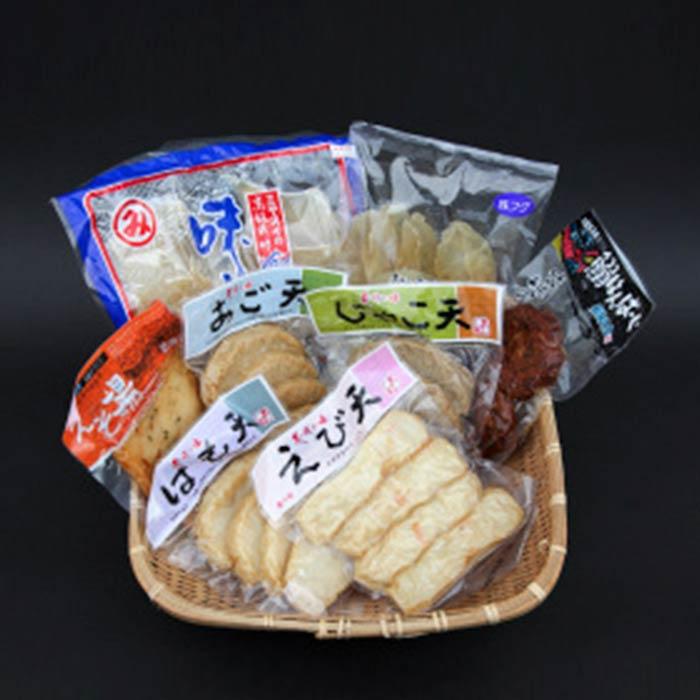 【ふるさと納税】BAK001 長崎逸品かまぼこセット