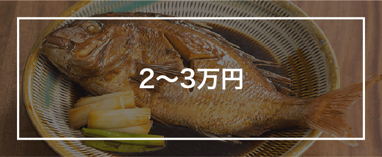 2〜3万円