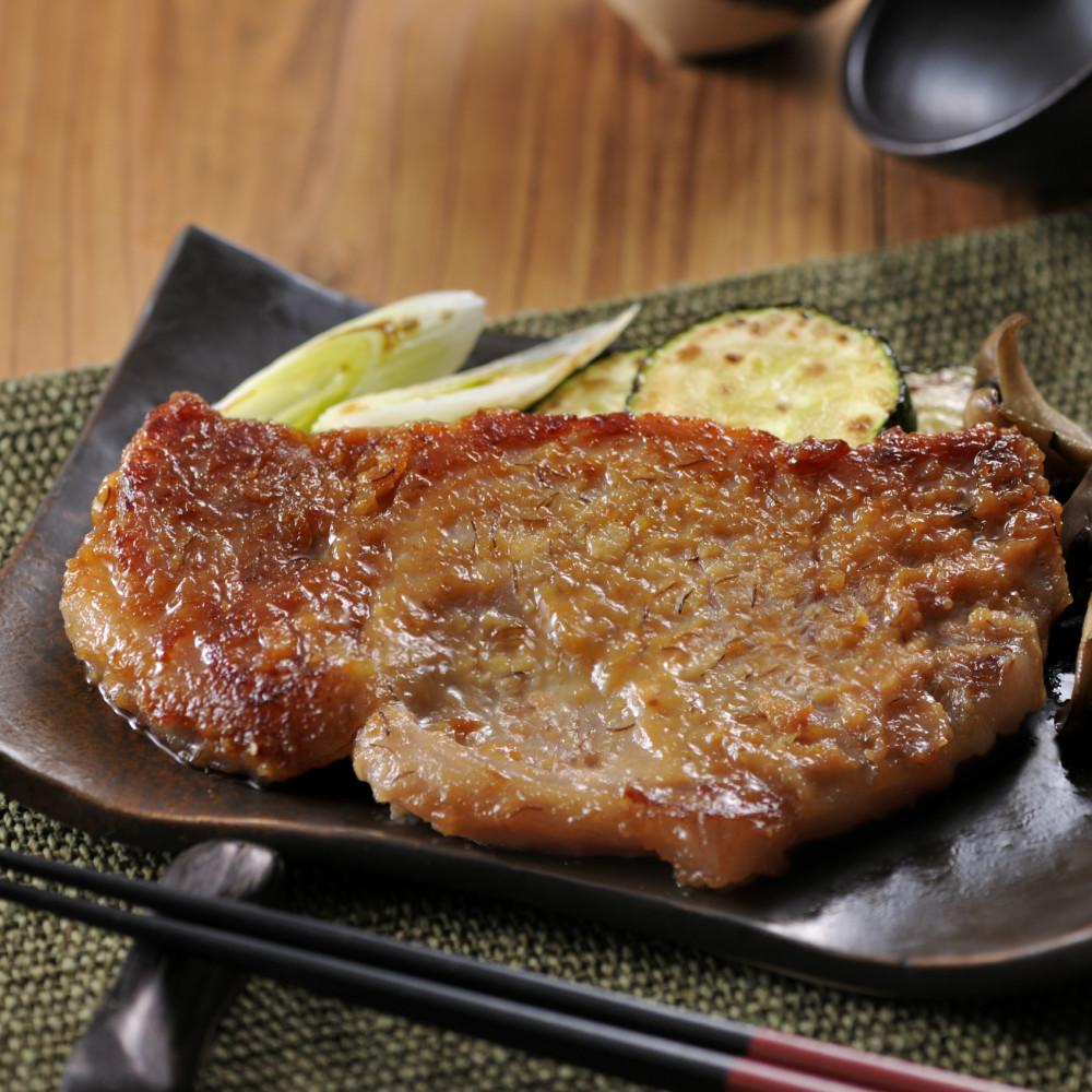 □【ふるさと納税】豚ロースの西郷どん味噌漬け(7枚)