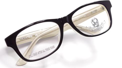 【 おしゃれ メガネ 】59HYSTERIC《 FREUD 》ゴーキューヒステリック フロイト [スクエア][セルフレーム][クラシック][日本製] 送料無料 ケース・メガネ拭き付 [アウトレット][実店舗販売価格21,600円]