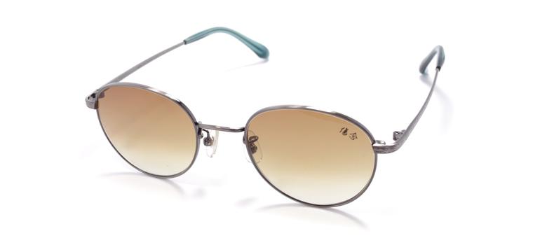 【 おしゃれ サングラス 】59HYSTERIC 《 LENNON 》 ゴーキューヒステリック レノン [ボストン][メタルフレーム][クラシック][日本製] 送料無料 メガネケース・メガネ拭き付属