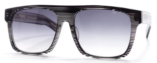 【 おしゃれ サングラス】59HYSTERIC MERCURY ゴーキューヒステリック マーキュリー [かっこいい][アセテート][スクエア][日本製] 送料無料 メガネケース・メガネ拭き付属