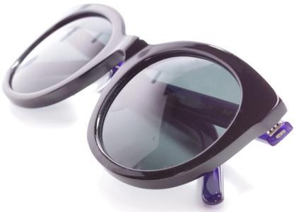【 おしゃれ サングラス 】河和田《 陽炎-10 》KAWADA KAGEROUかわだ かげろう [ラウンド][セルフレーム][かっこいい][日本製] 送料無料 メガネケース・メガネ拭き付