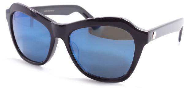 【 おしゃれ サングラス 】MEE EYEWEAR《 Fly High 》ミーアイウェア フライハイ [ウェリントン][セルフレーム][ファッション][ユニーク][日本製] 送料無料 メガネケース・メガネ拭き付