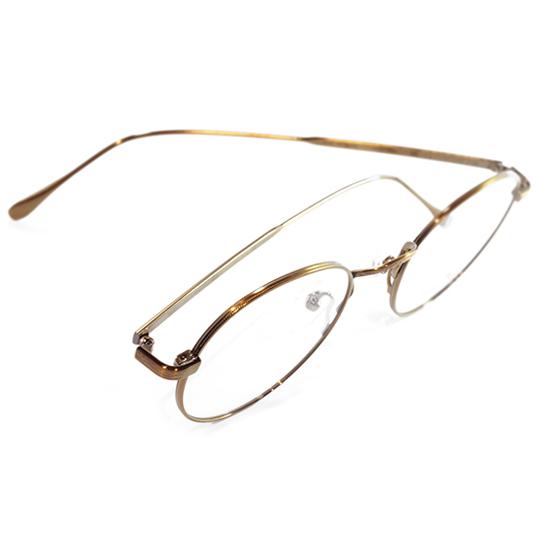 【 おしゃれ メガネ 】TailorHitch《 PATTERN X-08 》テイラーヒッチ パターン エックスゼロハチ [ボストン][メタルフレーム][クラシック][日本製] 送料無料 メガネケース・メガネ拭き付