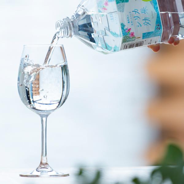 効果 シリカ 水 シリカ水(ケイ素水)は美容効果なし?効果や副作用について調べてみた