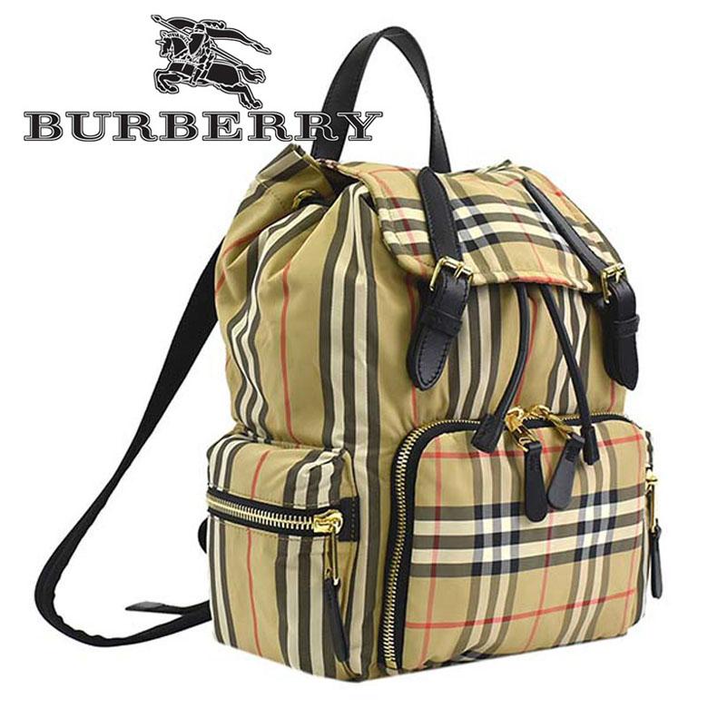 バーバリー BURBERRY バックパック [8025708-118812-A7026/BEIGE]