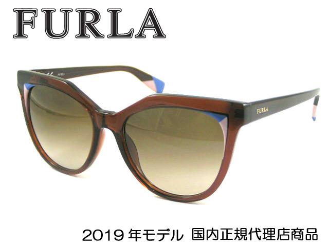 フルラ FURLA サングラス [SFU231-0958] 【国内正規品 2019年モデル】