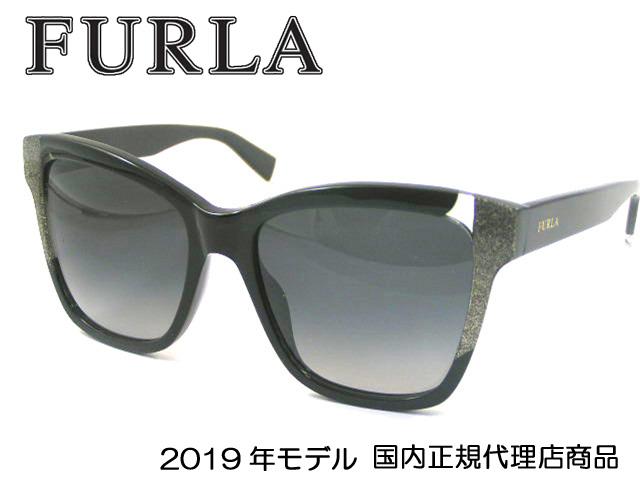 9f832259fd45 FURLA フルラ サングラス 2019年モデル】 【国内正規品 [SFU240-0700 ...