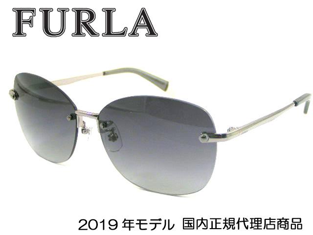 フルラ FURLA サングラス ジャパンフィット [SFU118J-S11Y] 【国内正規品 2019年モデル】