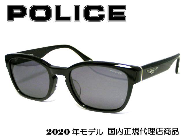 ポリス POLICE サングラス ジャパンフィット [SPLA66J-0700] 『ORIGINS』【国内正規品 2020年モデル】