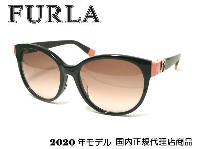 フルラ FURLA サングラス ジャパンフィット [SFU380J-0700] 【国内正規品 2020年モデル】