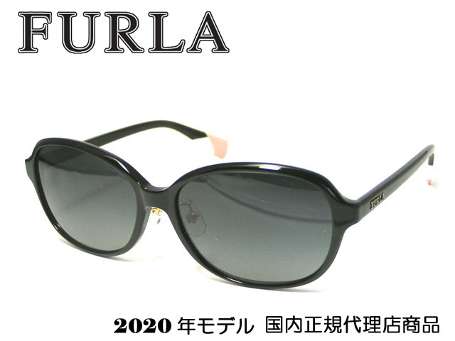 フルラ FURLA サングラス 偏光レンズ ジャパンフィット [SFU382J-700P] 【国内正規品 2020年モデル】
