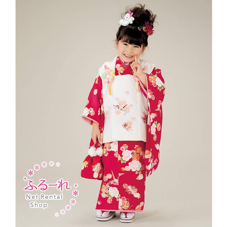 [送料別途][3歳 被布セット]『TAKEOKIKUCHI』を手掛ける菊地武夫の妹、キクチリョウコのファッションブランドです。近年の流行を取り入れたオシャレで可愛いデザインが魅力の人気ブランドとなってます。 RK0011 fy16REN07