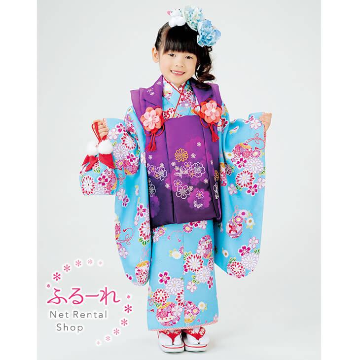 [送料別途][3歳 被布セット]『TAKEOKIKUCHI』を手掛ける菊地武夫の妹、キクチリョウコのファッションブランドです。近年の流行を取り入れたオシャレで可愛いデザインが魅力の人気ブランドとなってます。 RK0051 fy16REN07
