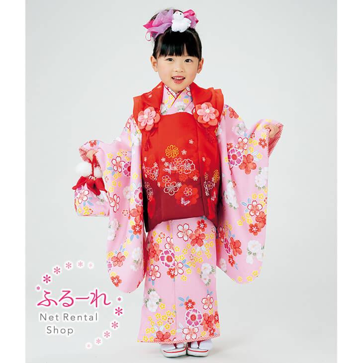 [送料別途][3歳 被布セット]『TAKEOKIKUCHI』を手掛ける菊地武夫の妹、キクチリョウコのファッションブランドです。近年の流行を取り入れたオシャレで可愛いデザインが魅力の人気ブランドとなってます。 RK0053 fy16REN07