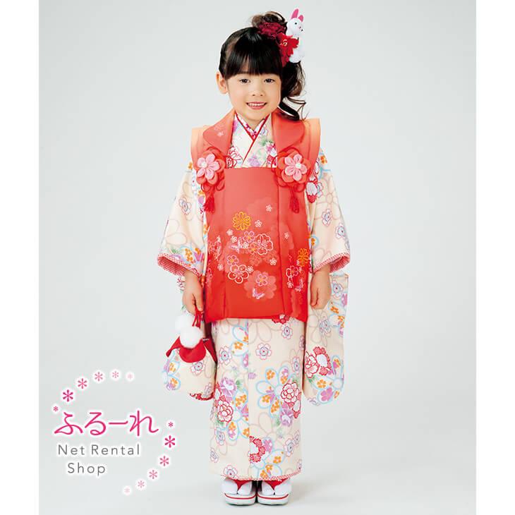 [送料別途][3歳 被布セット]『TAKEOKIKUCHI』を手掛ける菊地武夫の妹、キクチリョウコのファッションブランドです。近年の流行を取り入れたオシャレで可愛いデザインが魅力の人気ブランドとなってます。 RK0054 fy16REN07
