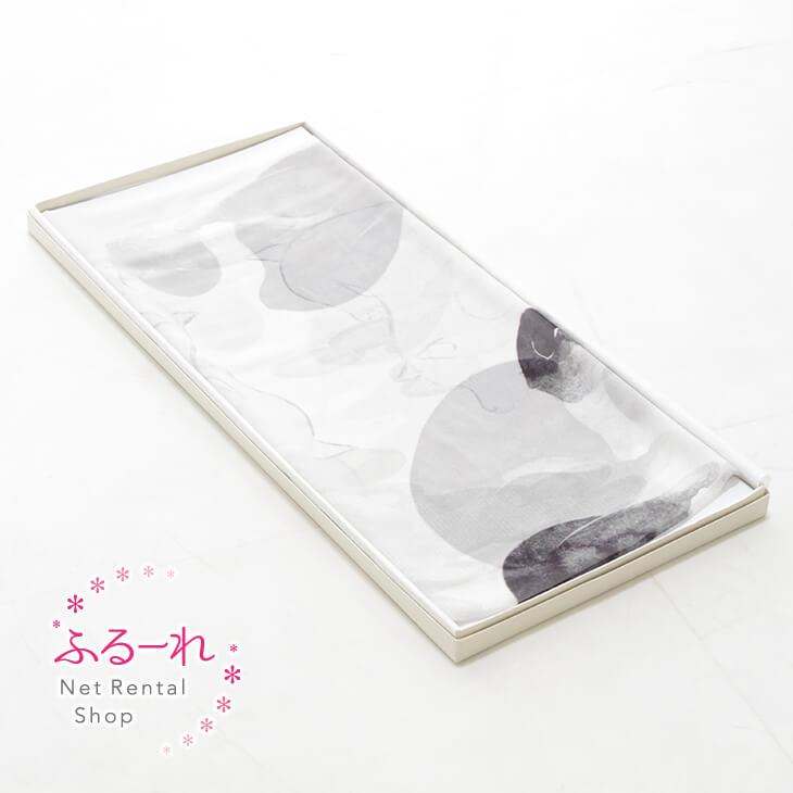 [送料別途][アウトレット商品][ショール 双犬図墨絵の特徴をナチュラルに表現したモダンなデザイン/OR0072