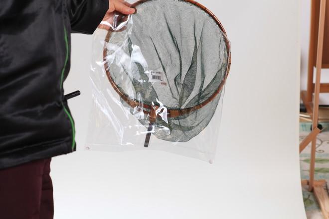 鮫皮付玉枠網付尺3