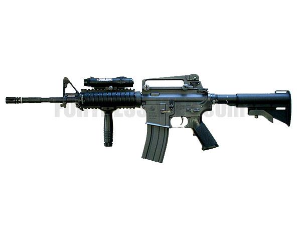 東京マルイ スタンダード電動ガン本体 M4A1RIS エアガン 18歳以上