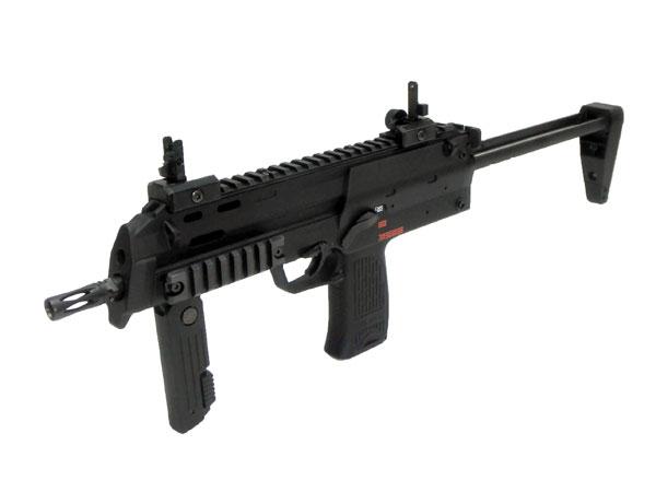 東京マルイ:電動コンパクトマシンガン本体 H&K MP7A1 BK CMG
