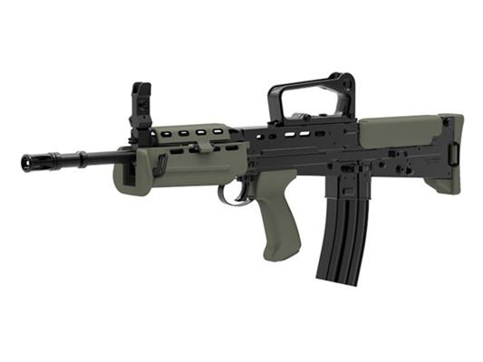 G&G:海外製電動ガン本体 L85 Carbine(カービン) ETU (TGL-L85-CAE-BBB)