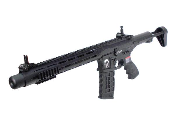 G&G 海外製電動ガン本体 PDW15-AR (EGC-PDW-012-BNB) エアガン 18歳以上 サバゲー 銃