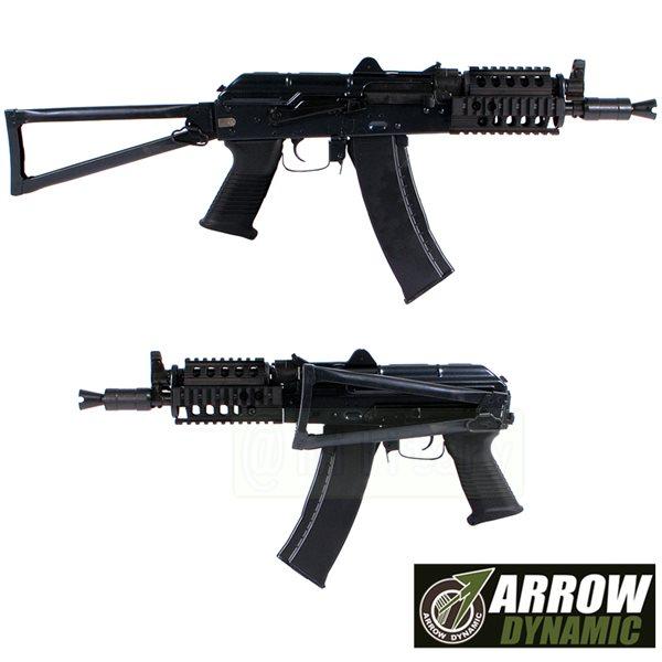 ARROW DYNAMIC(アローダイナミック):海外製電動ガン本体 E&L OEM AKS-74UN MOD A