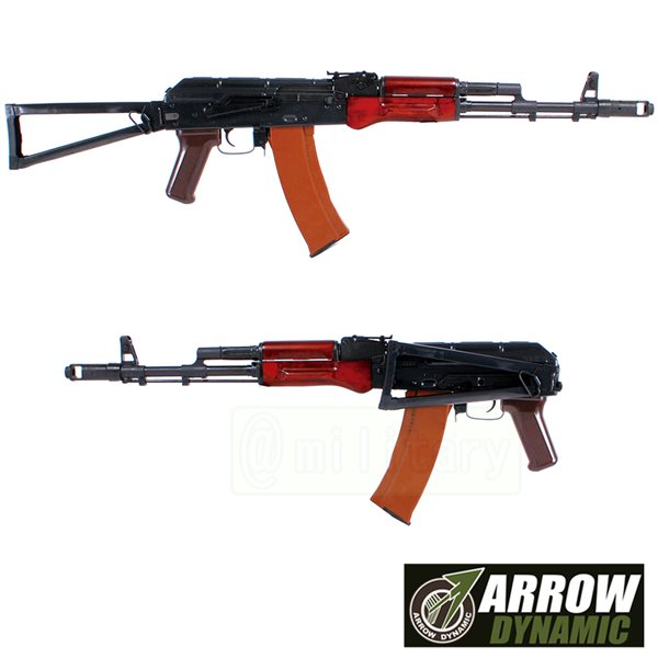 ARROW DYNAMIC(アローダイナミック):海外製電動ガン本体 E&L OEM AKS-74N