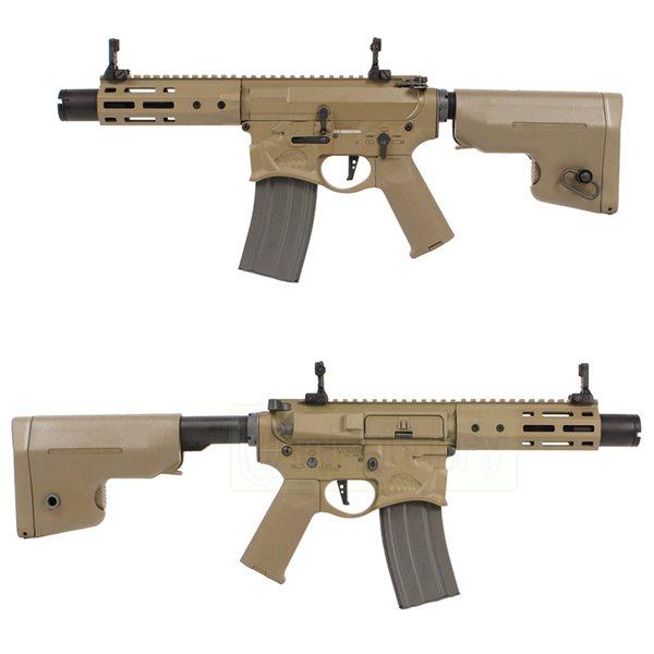 (EFCS搭載機種/チャンバーカスタム対応)ARES 海外製電動ガン本体 SharpsBros WARTHOG ショート DE エアガン 18歳以上 サバゲー 銃