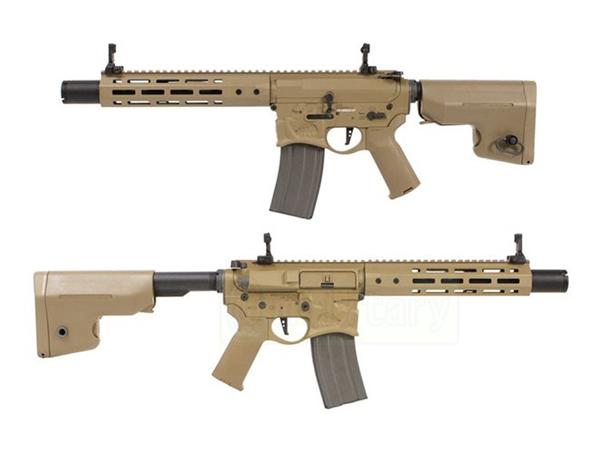 (EFCS搭載機種/チャンバーカスタム対応)ARES 海外製電動ガン本体 SharpsBros WARTHOG ミドル DE エアガン 18歳以上 サバゲー 銃